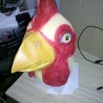 Cock Head Mask