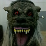 Werewolf Head Mask