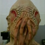 alien fish mask