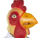 Cock Head Mask