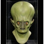 Alien Head Mask