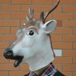 2014 Sika Deer Mask