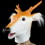 Sika Deer Mask