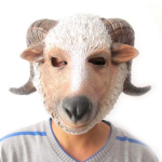 Sheep Head Mask