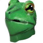 Frog Mask