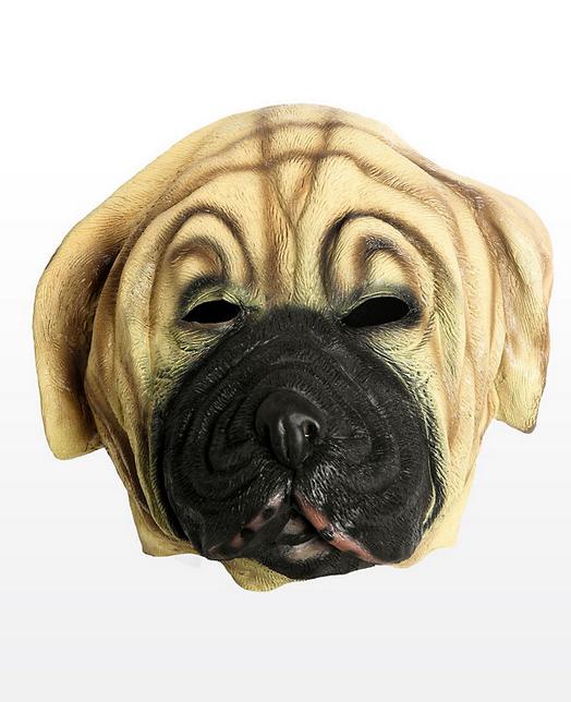 Mastiff Dog Mask
