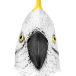 Cockatoo Head Mask