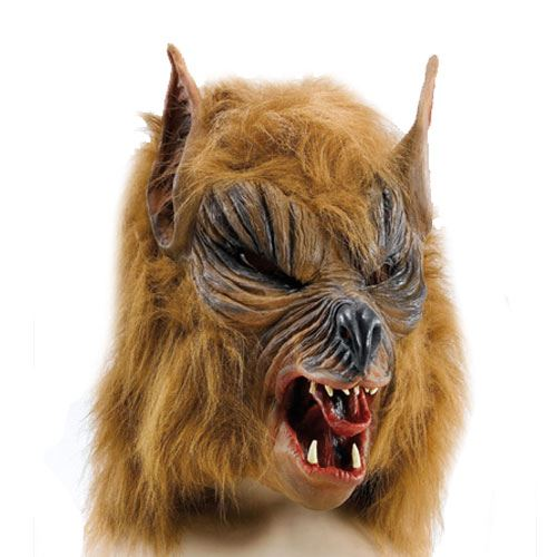 Creepy Werewolf Mask